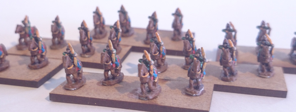 You can see here the challenge of hiding the Rapier model bases.